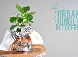 Urban Jungle Bloggers April door Imke Verhoef