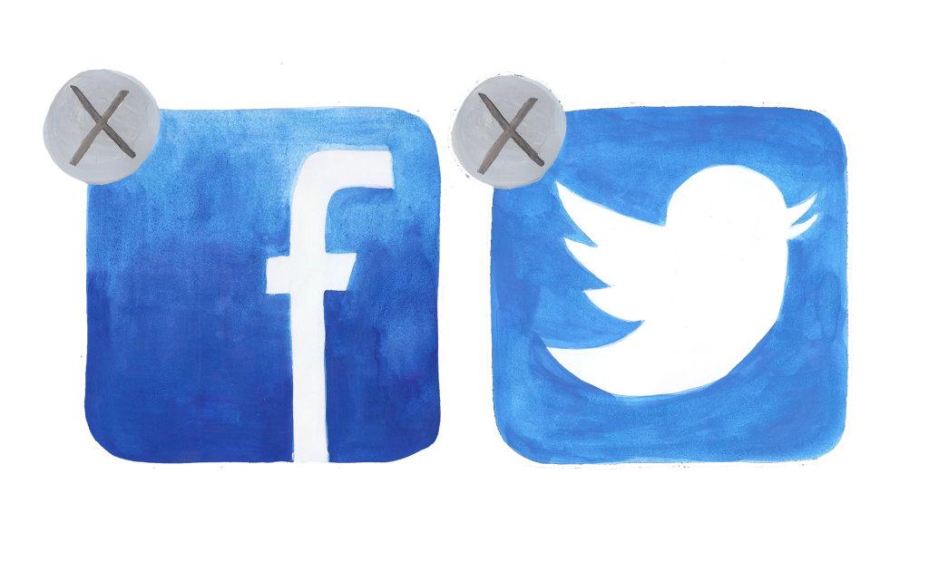 Social Media Detox door Imke Verhoef