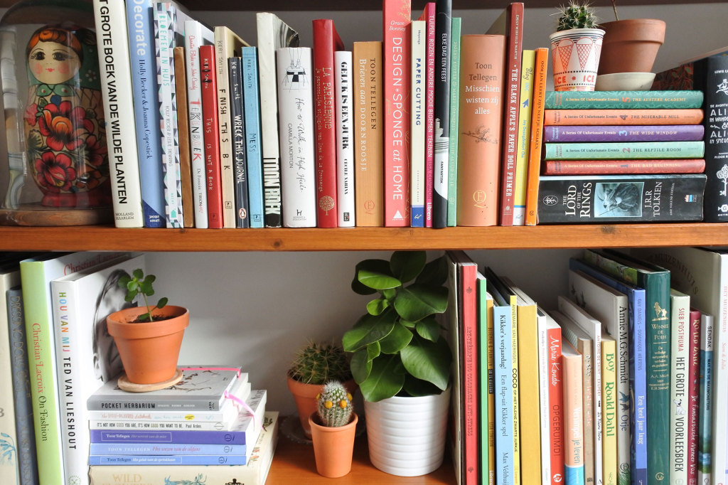 Urban Jungle Bloggers Plantshelfie