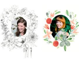 workshop bloemen illustreren