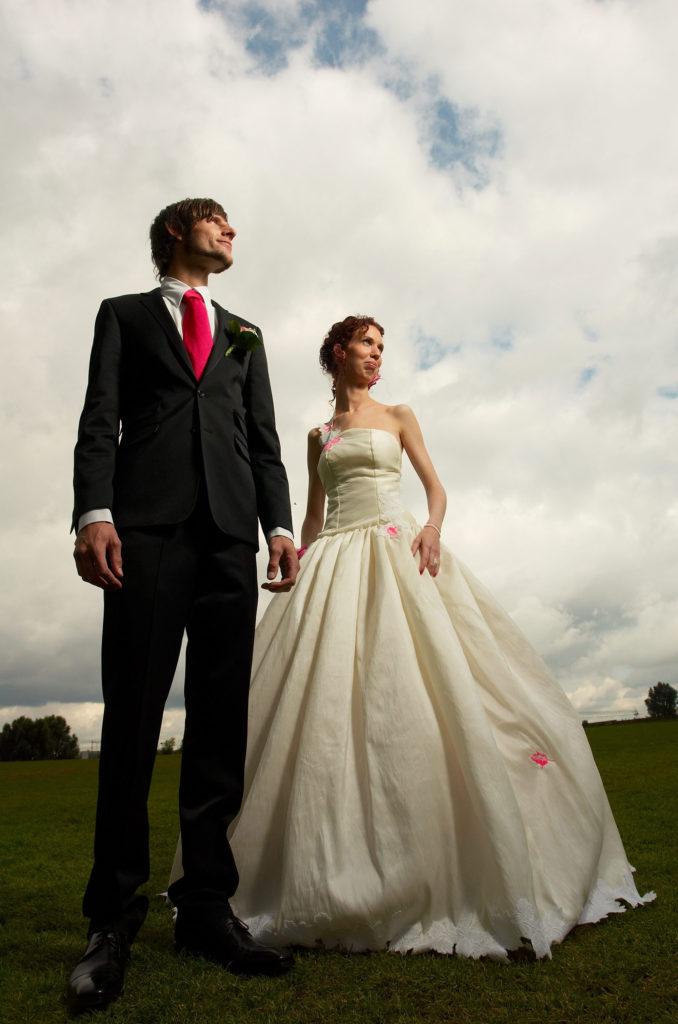 Elf jaar getrouwd
